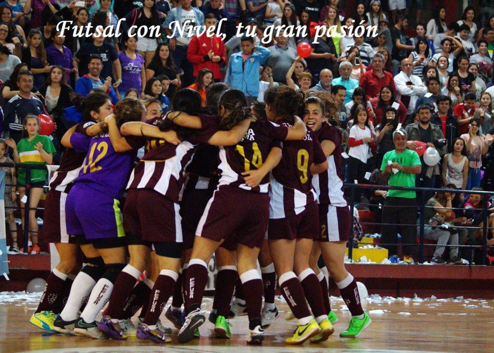 Que lindo es el Futsal, no lo maten