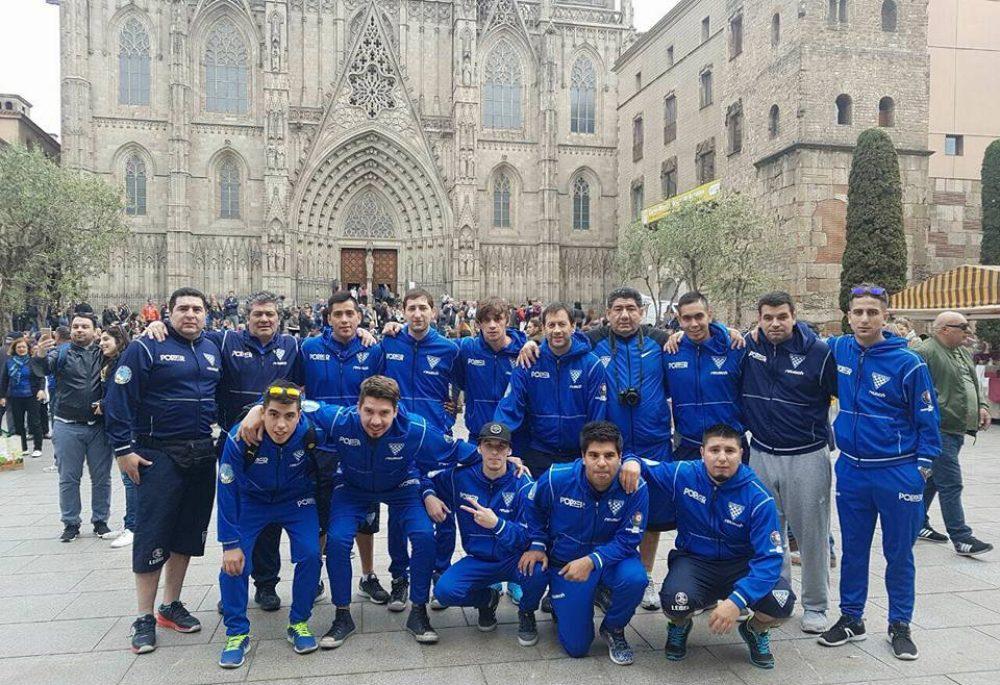 Magallanes va por todo en el Mundial de Clubes