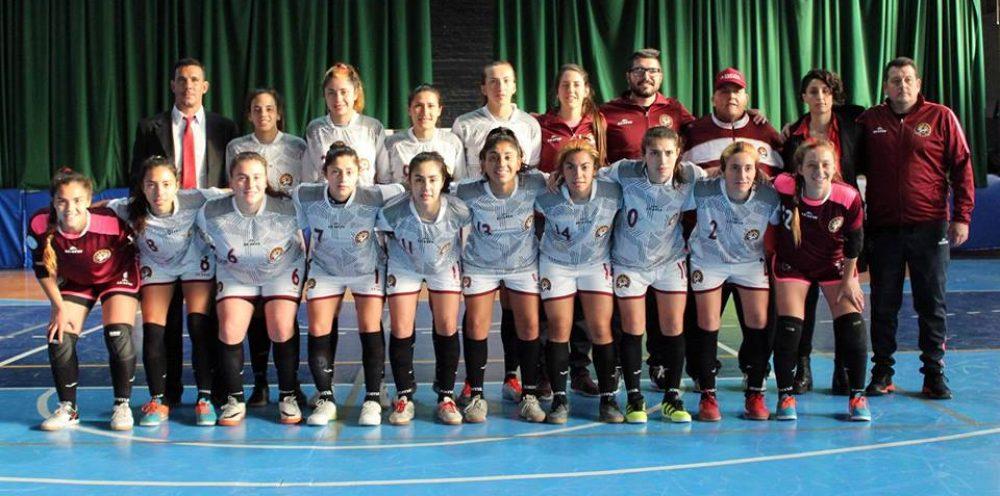 Mendoza manda en el Futsal del país