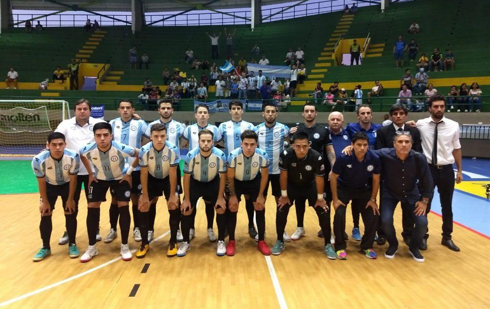 Eternamente gracias Selecciones Argentinas por llevar a nuestro Futsal tan alto .