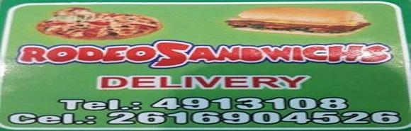 rodeo sanwiche