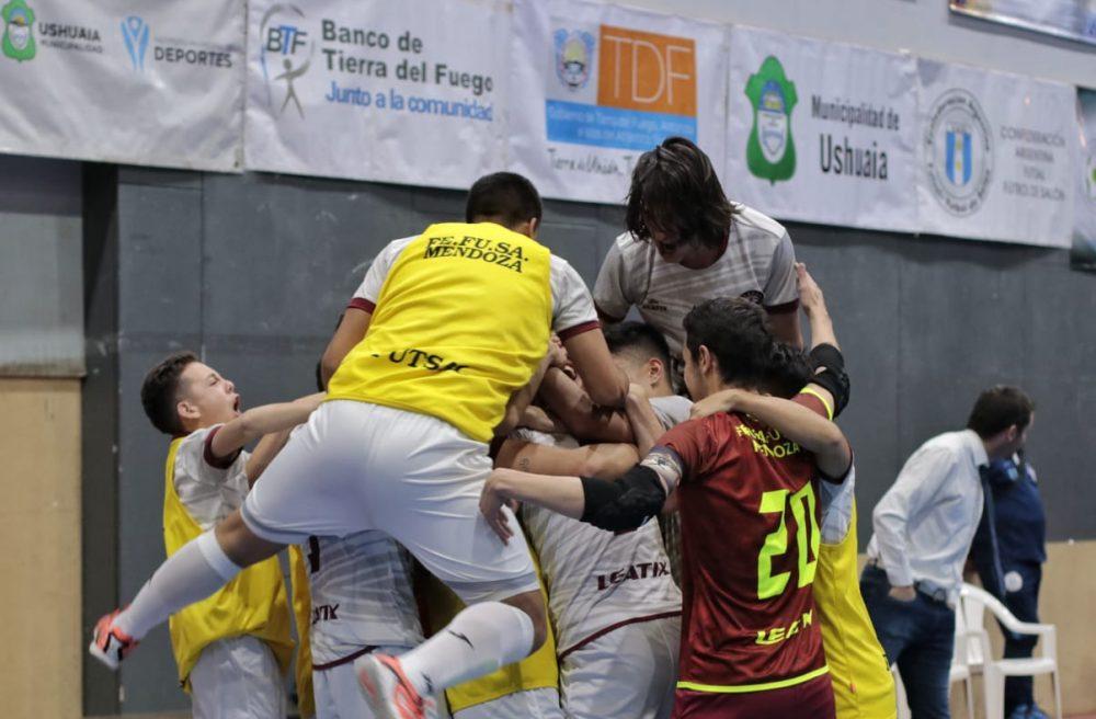Arranca un 2021 y que sea con mucho Futsal.