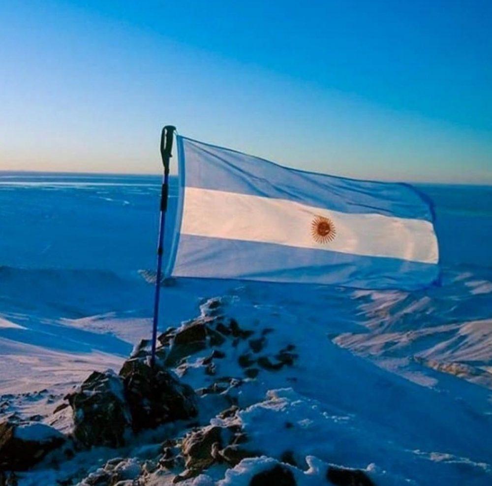 Feliz día querida Argentina.
